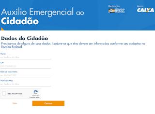 Auxílio Emergencial: Veja como fazer o cadastro