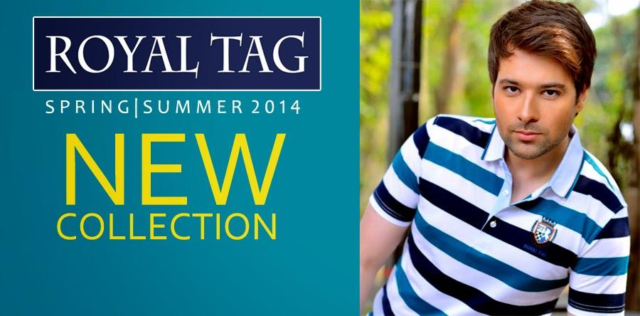 ROYAL TAG FOR MEN SPRING-SUMMER2014-15 -www.fashionwearstyle.com