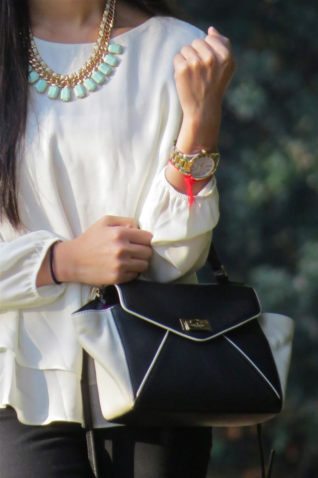 Mint_statement_necklace necklace