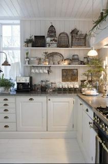 17 Küchengestaltung Vintage