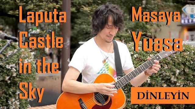 Laputa Castle in the Sky -I Masaya Yuasa - Elektro Akustik Gitar Versiyonu