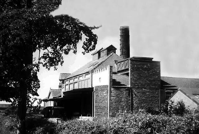Cleator Moor Brewery, C1970