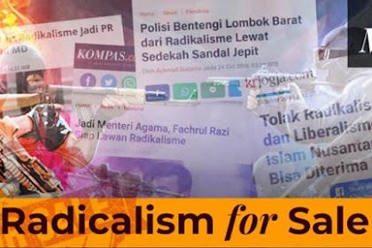 Bukan Radikalisme, Cuma Keresahan Mereka Saja