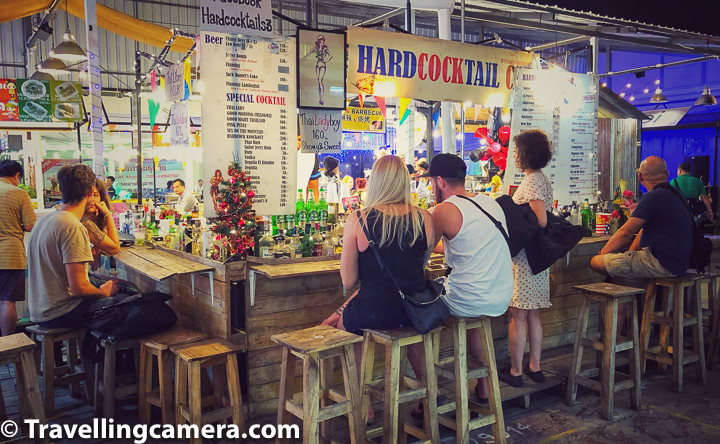 Chiang Mai is not as hot city as Bangkok and Phuket, when it comes to clubbing but still there are some cool places to hang around. Especially, if you want to party like the Thai people, pick up a bottle at a local shop and bring it to the club with you. You need to ensure that you order ice, mixer and stuff to eat. As an outsider it takes time to think like that but if you go to multiple clubs where Thais go and notice them, you would be able to think & do.