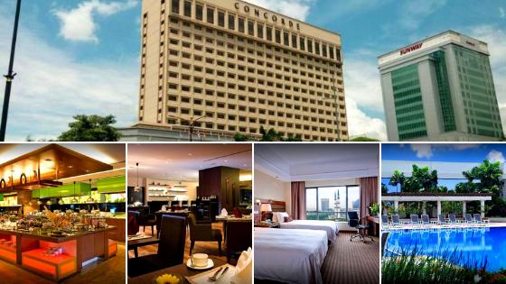 Hotel concorde shah alam hiasan