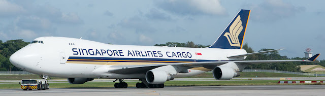 Singapore airlines cargo tracking