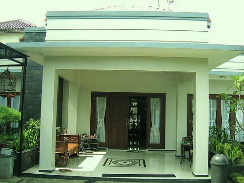 Desain Teras Rumah Minimalis Terbaru Desain Interior