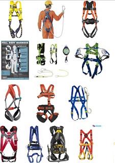 Jual Body Harness With Rope Harga Murah