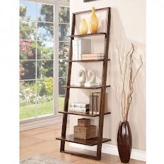 IKEA Corner Bookshelf