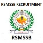 RSMSSB Jr Scientific Assistant Recruitment 2019