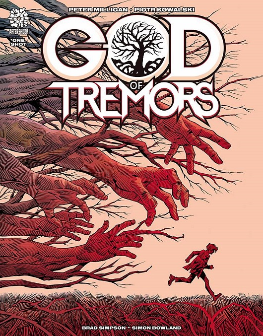 Cover of God of Tremors one-shot