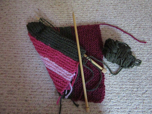 Knitting, and the Importance of No-Agenda Hobbies. A post about doing something genuinely 'just for fun' on Young Yankee Lady.