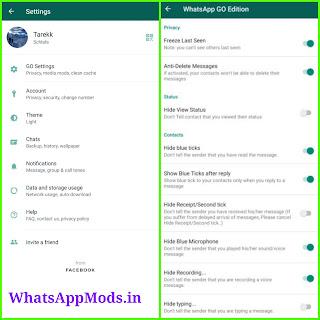 WhatsApp Go v0.20.1