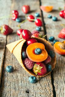 zdrowa dieta owoce