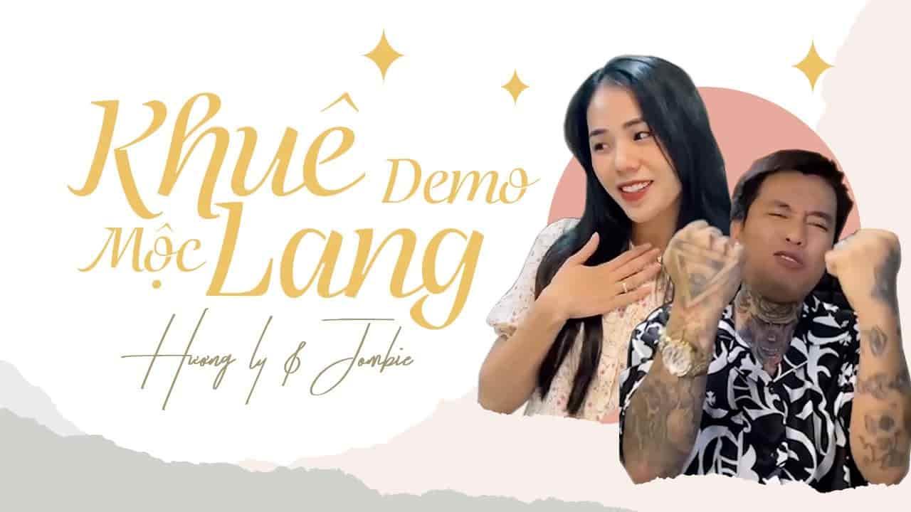 Acapella Vocal Khuê Mộc Lang - Hương Ly ft Jombie