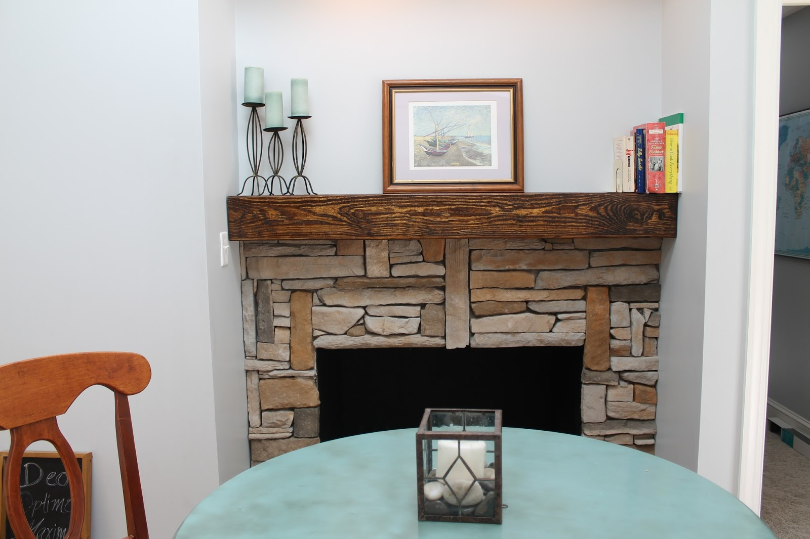 frankly journaling the journey fireplace renovations