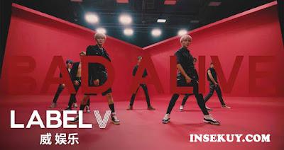 Lirik Lagu Bad Alive | WayV & Terjemahan Makna, Arti Lengkap