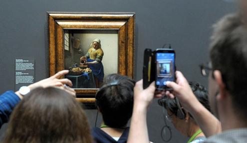 La-lechera-Vermeer-fecha-Rijksmuseum-Amsterdam-Holanda