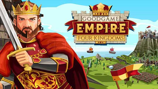 Empire Four Kingdoms terbaik di android