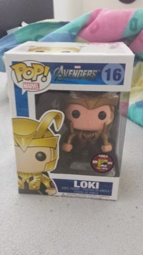 Pop! Marvel Loki (The Avengers) $541.00