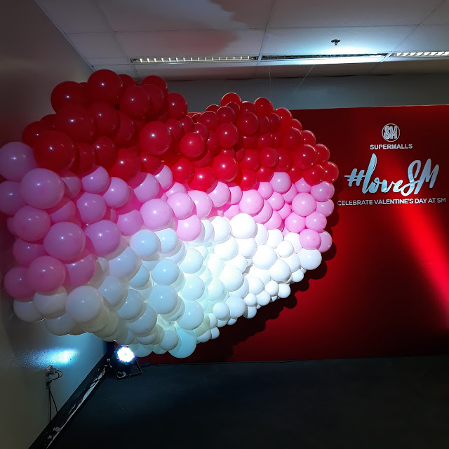 Valentines 2018, SM Supermalls,