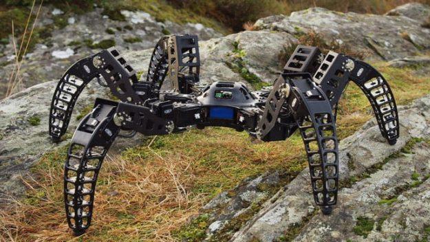 robot MX-Phoenix
