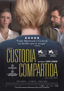 Custodia compartida [CINE] El drama de la violencia doméstica.