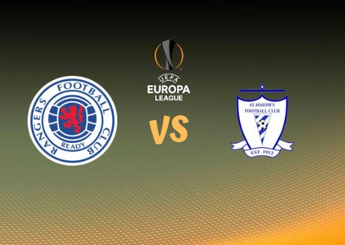 Glasgow Rangers vs St Joseph's  Resumen