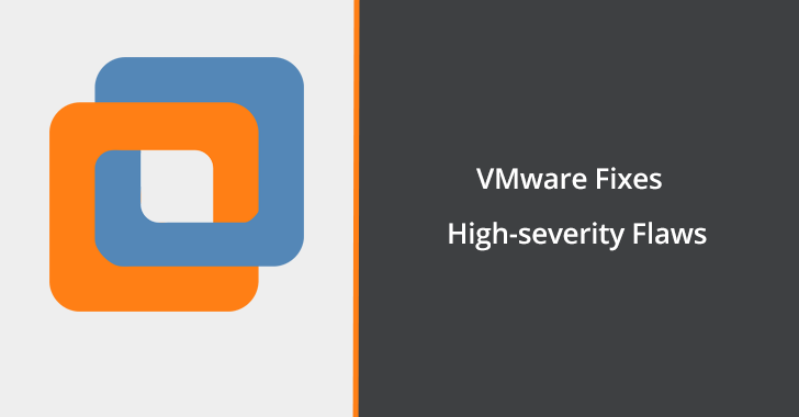 VMware Fixes High-severity Flaw that Affects VMware Workstation, Fusion and vSphere Products