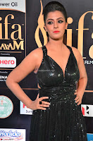 Varalaksmi in Green Glittering Sleeveless Backless Gown at IIFA Utsavam Awards 2017  Day 2  Exclusive 11.JPG