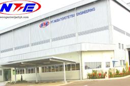 Lowongan Kerja PT Nusa Toyotetsu Engineering