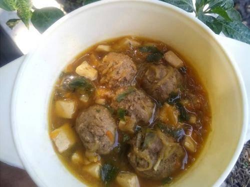 Resep Mpasi Bakso Hati Ayam Kuah Kecap Cocok Untuk Bayi 10 Bulan Kupasonline Com