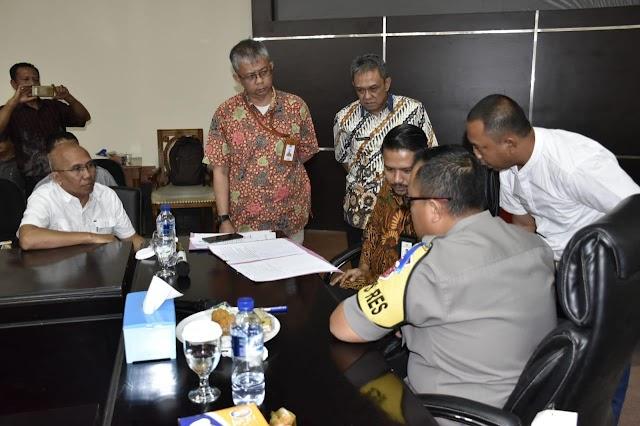 67 Orang Di Periksa Polres Banjar Atas Pengrusakan PT. Perkebunan Nusantara VIII Batulawang