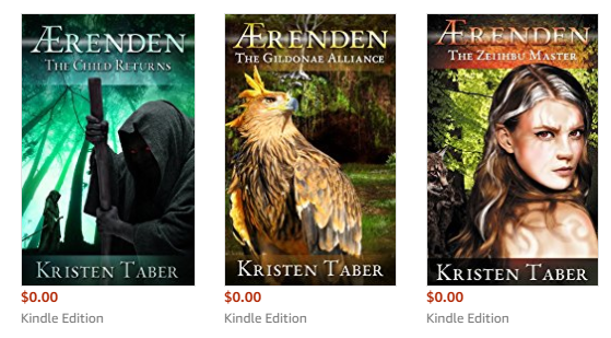 Kristen Taber: FREE Kindle eBooks!
