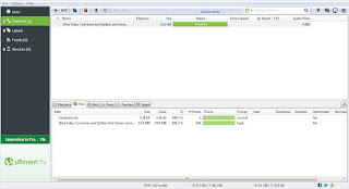 uTorrent Pro Free Download For PC