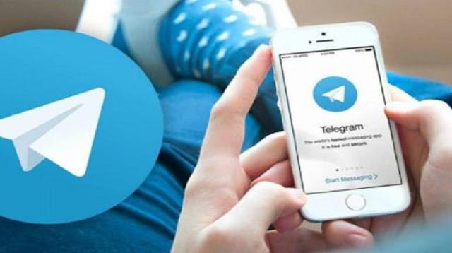 Cara Download Video di Telegram