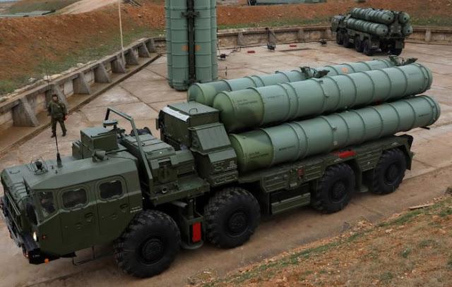 Η Ουάσιγκτον εκτιμά ότι οι ρωσικοί S-400 στην Τουρκία θα είναι σε πλήρη μαχητική ετοιμότητα έως το τέλος του 2019