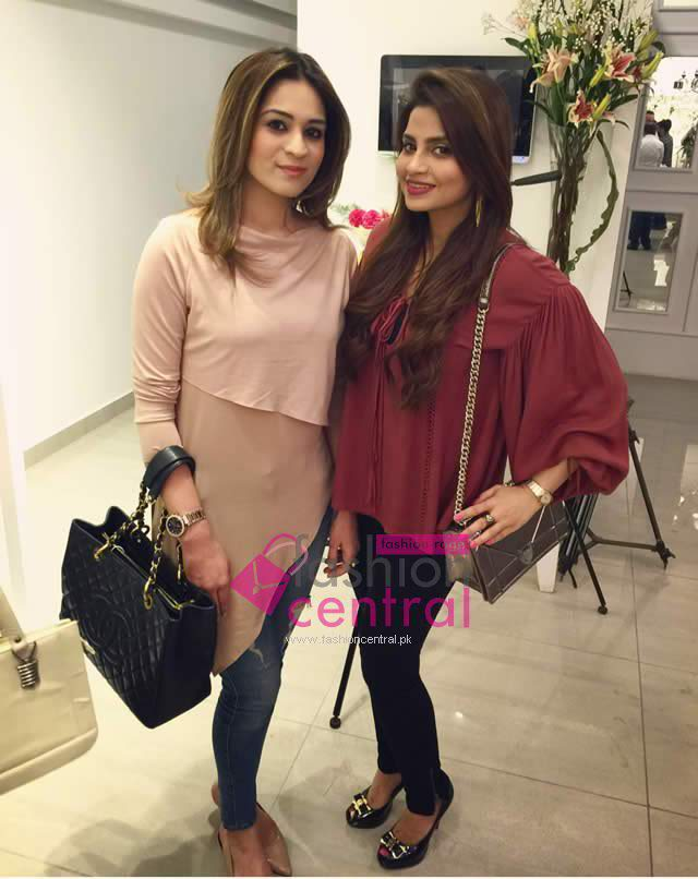 Zainab Chothani Launches First Flagship Store In Karachi