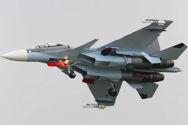 Armenia recibirá 4 aviones Su-30 en 2020