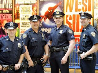 police uniform in america