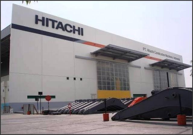 Lowongan Kerja PT Hitachi Construction Machinery Indonesia (PT. HCMI) Cikarang (Lulusan SM/SMK/Setara)