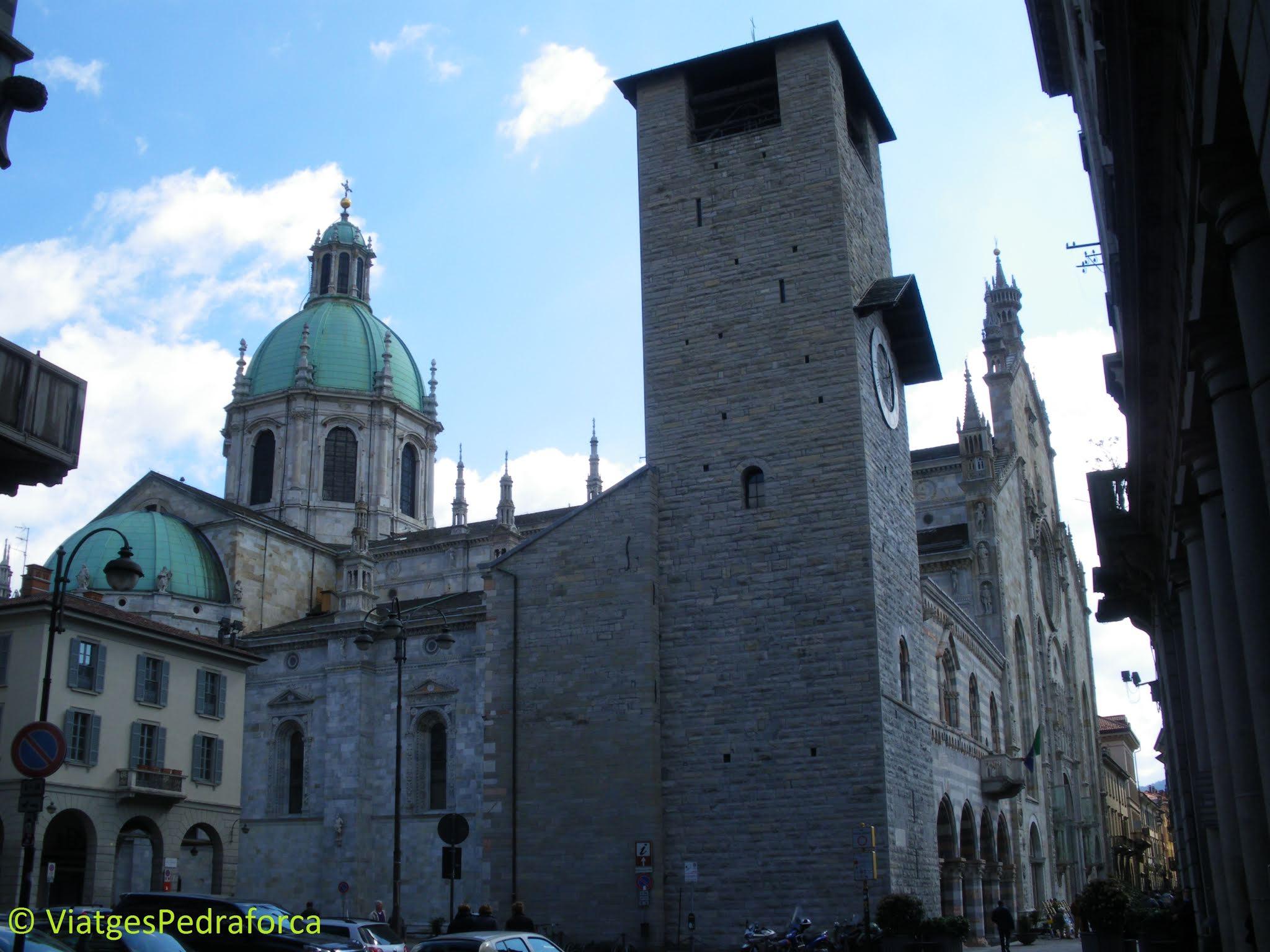 Llac de Como, Alps Italians, romànic llombard, Llombardia, Itàlia, ciutats amb encant