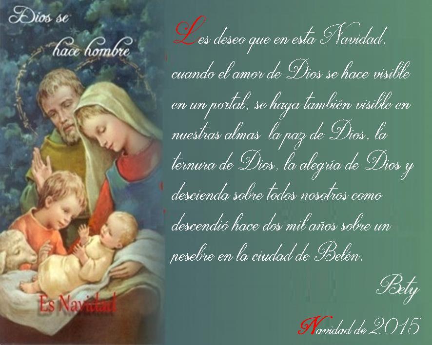 El club de la matem tica saludos navide os - Felicitaciones de navidad cristianas ...
