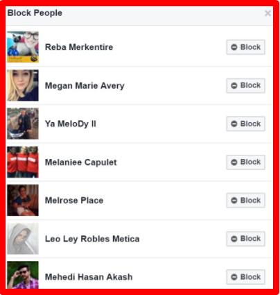 following me facebook hoax