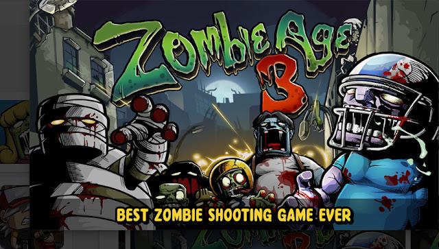 تحميل لعبة  Zombie Age 3 مهكرة للاندرويد