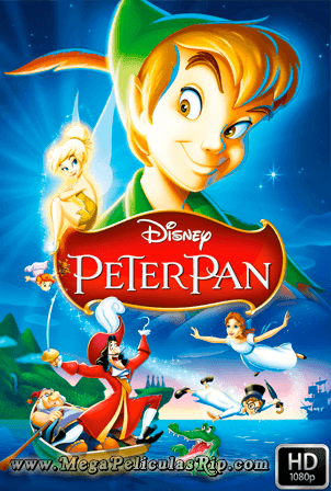 Peter Pan [1080p] [Latino-Ingles] [MEGA]