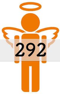 エンジェルナンバー 292