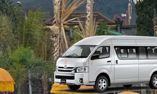 Rental Hiace dekat Club Bali Family Suites @ Legian Beach Badung, Bali