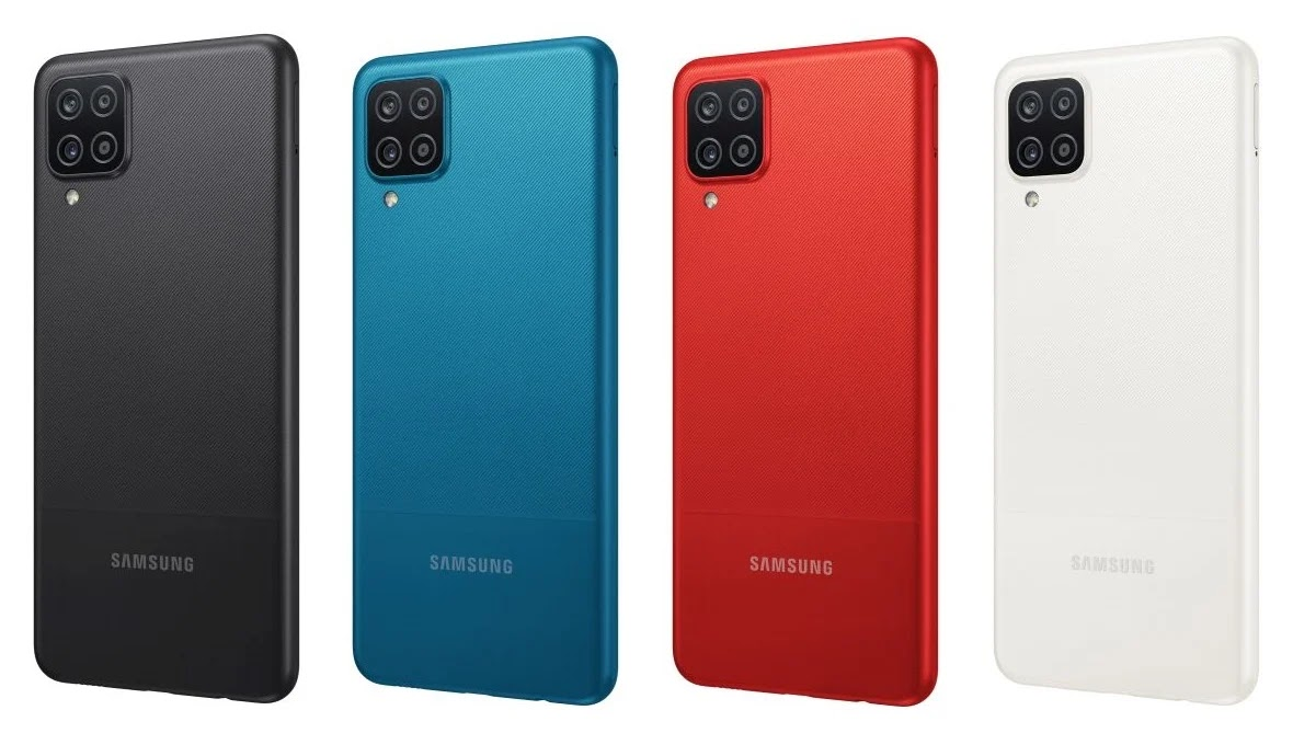 Samsung Galaxy A12 launch in India