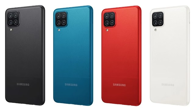 Samsung Galaxy A12: launch in India next week